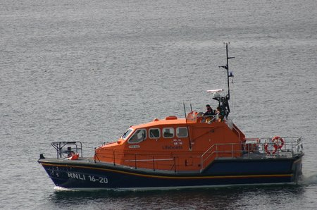 Lizard-RNLB Rose off Cadgwith Cove