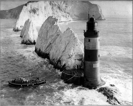 A Lighthouse Keeper's Story