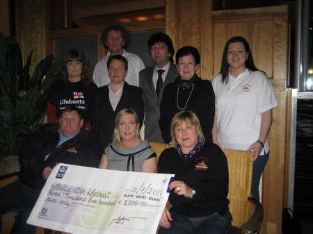 Ballycotton fundraising committee, Garryvoe Hotel management