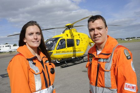 EAAA-Dr Anya Wallace and Dr Adam Chesters