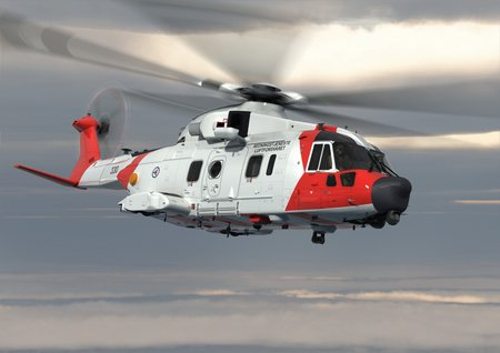 AW101 SAR Norway