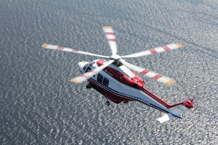 AW1205 Iwate Prefecture AW139