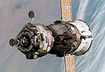 Soyuz TMA-6 spacecraft