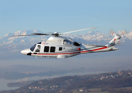 AW1276 AW169 EASA certification