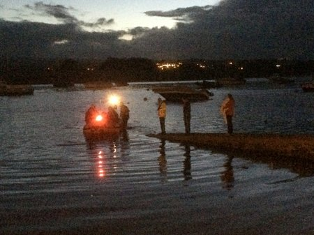 PR180915 Four lives saved in river Exe